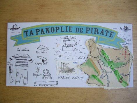 panoplie pirate Kab