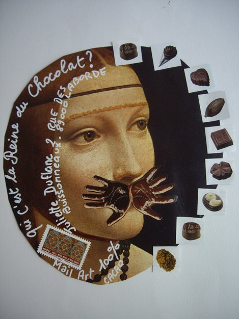 reine du chocolat