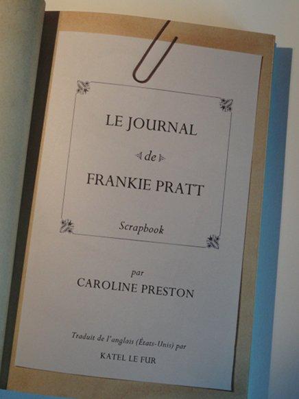 2013 biblio Frankie P1