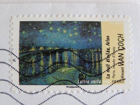 2013 06 timbre Van Gogh