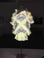 robe avec lumière flash